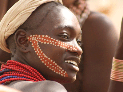 Hamer Tribe, Omo Valley, Ethiopia