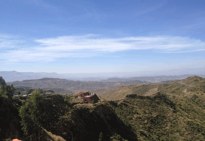 Panoramic View, Lalibela