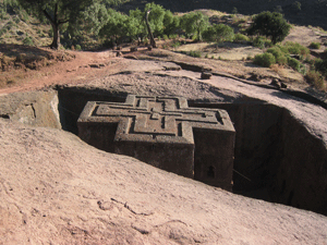 Lalibela St. George Church