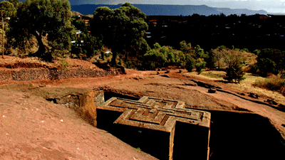 St. George Church, Lalibela